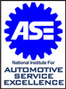 ASE Certified Tech OCP Automotive Mission Viejo